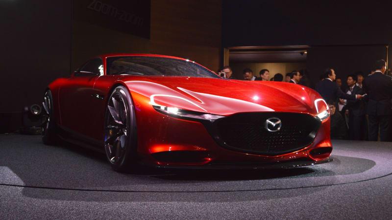 Mazda Furai Vehículos Supercars Hd Fondos De Pantalla: Sorry, Rotary Fans, Mazda's RX Vision Probably Won't