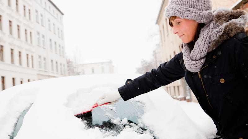 Warm up your car correctly on cold mornings   Autoblog