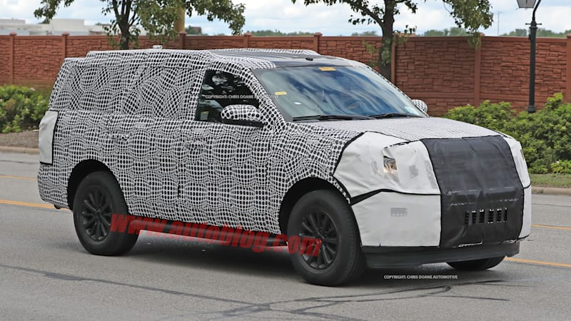 Aluminum Ford Expedition Coming In Autoblog - Auto ford