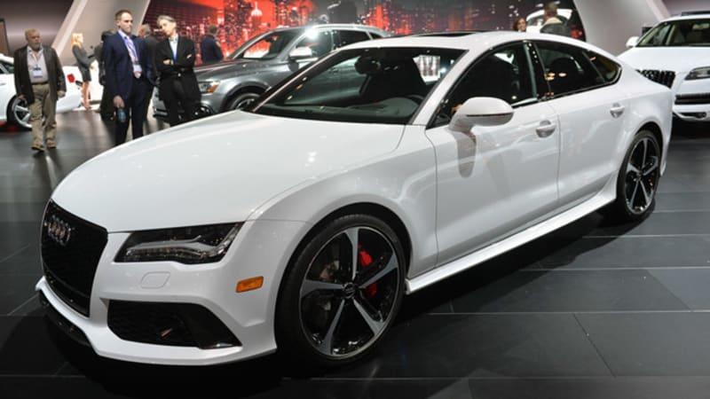 2015 Audi Rs7 Dynamic Edition Is A Pretty Car For A Pretty Penny
