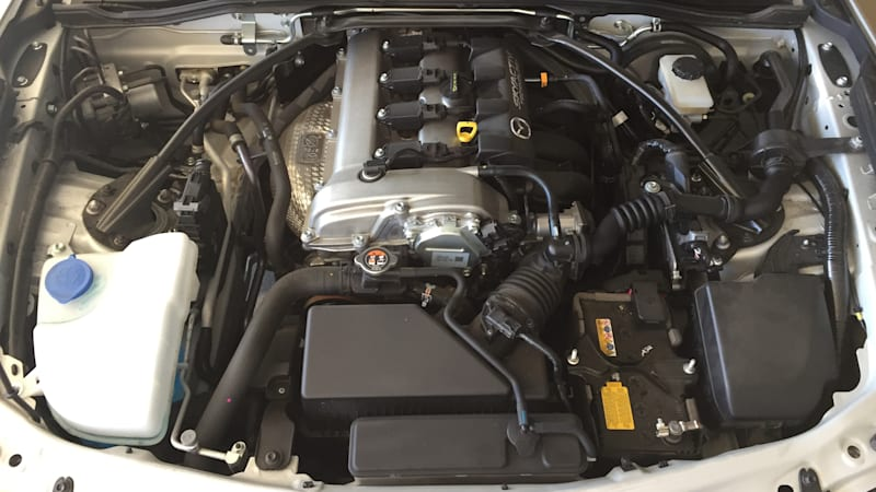 our mazda mx 5 miata has the best engine bay in the business 2019 miata engine bay mx 5 miata forum
