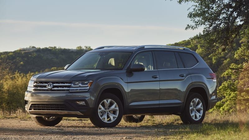 The 2018 Volkswagen Atlas Is A Strange Beast It S Both Exactly What Company Needs In U Marketplace Right Now And Also Crossover That