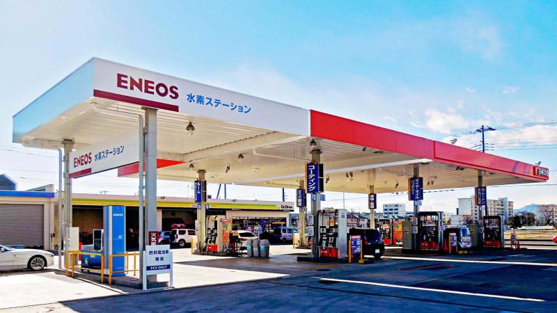 Toyota, Nissan, Honda will work together on hydrogen filling