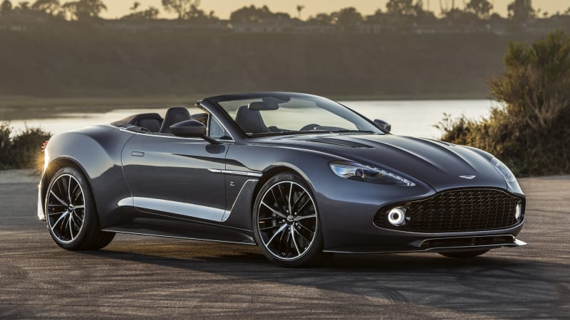 The Aston Martin Station Wagon is About to Be a Thing