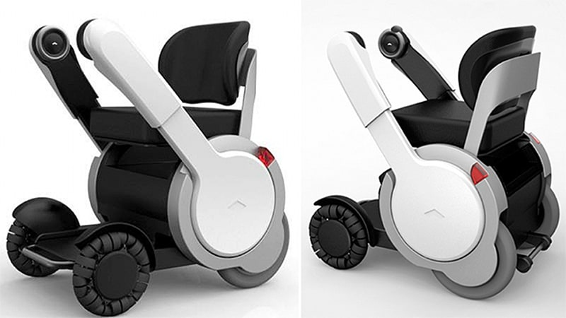 Whill aims to redefine the personal mobility vehicle [w/videos]