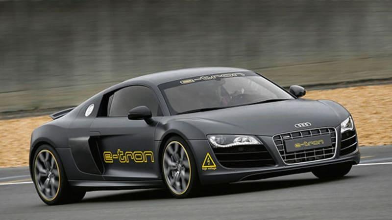 Audi following Tesla with 280-mile EV family car