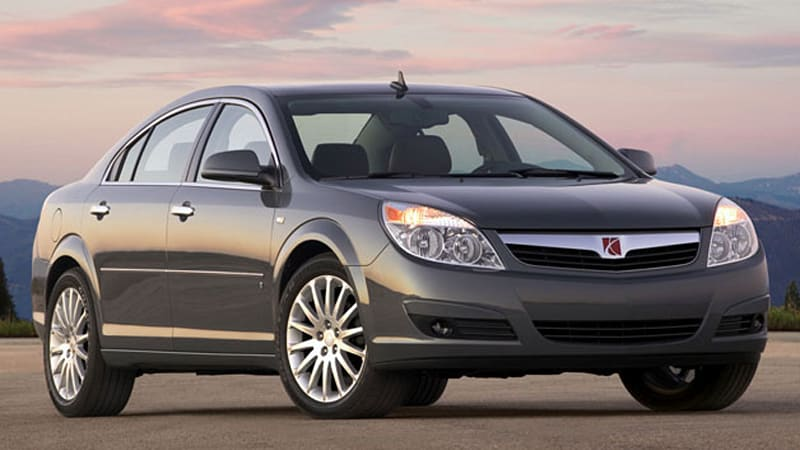 Gm Calling In Saturn Aura Sedans Over Shift Cables Autoblog