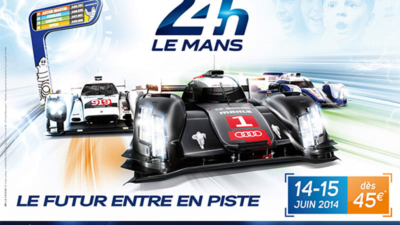 where to watch and follow the 24 hours of le mans this year autoblog. Black Bedroom Furniture Sets. Home Design Ideas