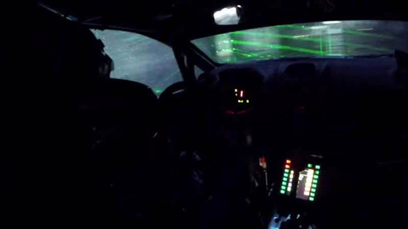 Ken Block and friends go dark for upcoming Gymkhana clip