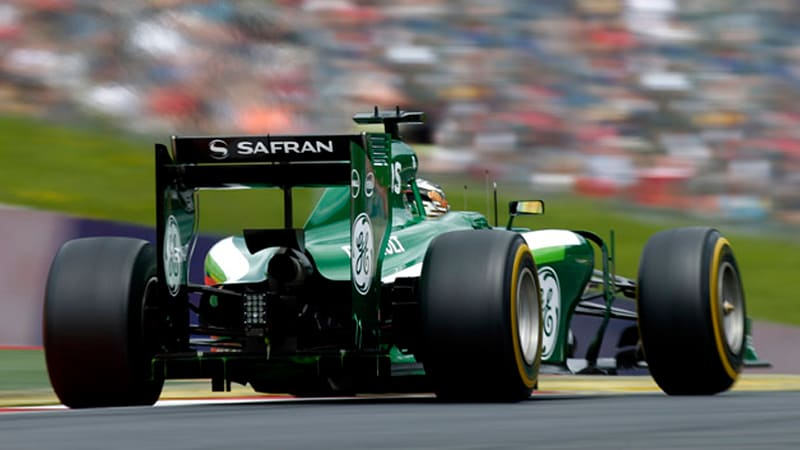 Caterham F1 Team to make season finale, still lays off 230 workers