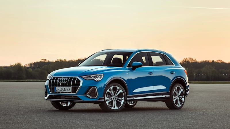 New 2019 Audi Q3 is bigger and gets more tech features ...