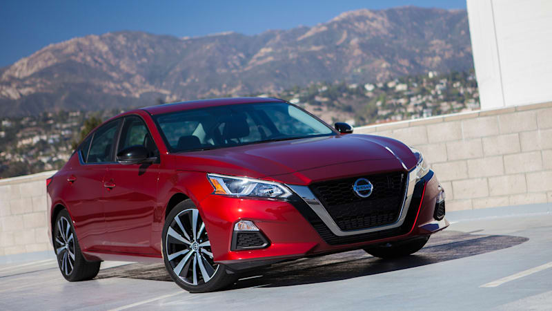 2019 Nissan Altima First Drive Review