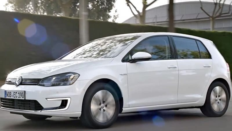 VW's new German E-Golf spot looks awfully familiar