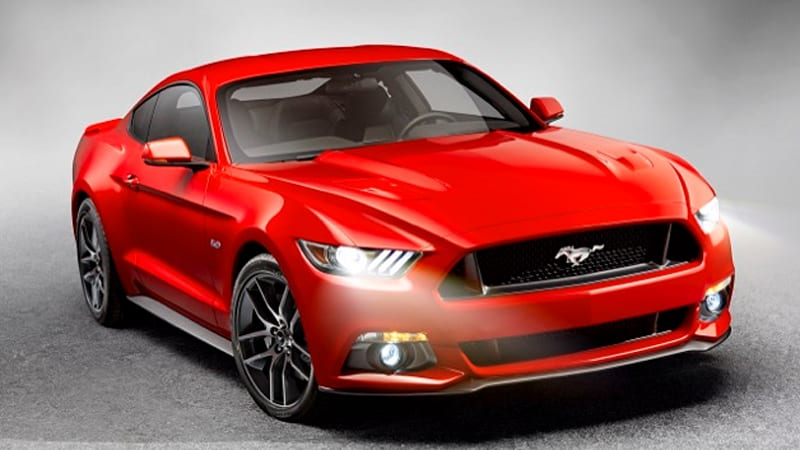 2015 Ford Mustang Specs Revealed Gt To Pack 435 Hp Update Autoblog