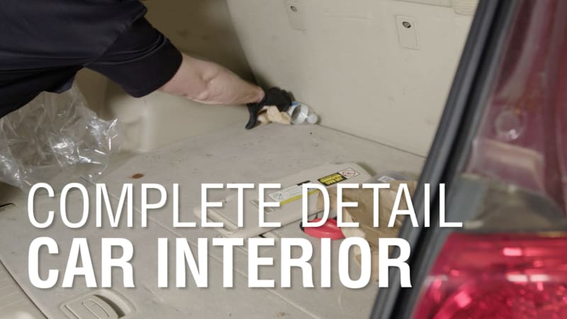 Cleaning Your Car Interior Autoblog Details Complete Detail Ep 3 Autoblog