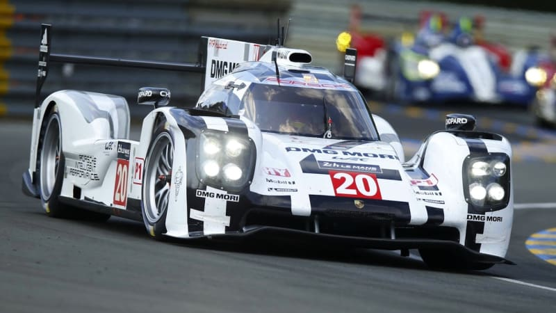 recharge wrap up porsche adds third 919 hybrid for le mans audi to heat factory with. Black Bedroom Furniture Sets. Home Design Ideas