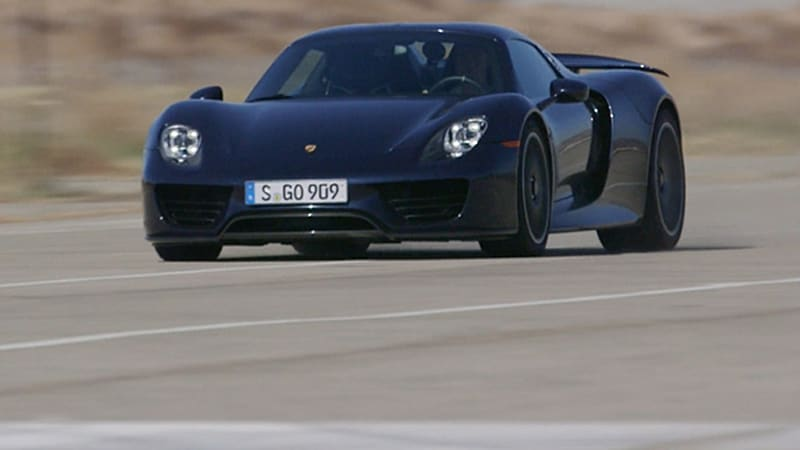 translogic 166 porsche 918 spyder autoblog. Black Bedroom Furniture Sets. Home Design Ideas
