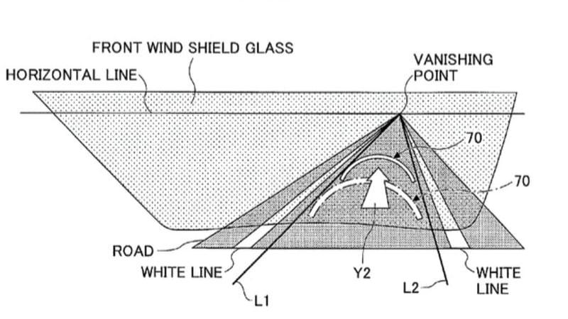 Toyota patents dynamic augmented reality windshield tech