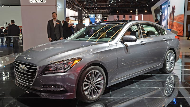 Hyundai S Genesis Gives Birth To A Sweet Lease Deal