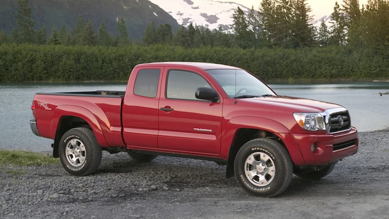 Toyota Pays 3 4 Billion In Cl Action Suit Over Rusty Truck Frames Autoblog