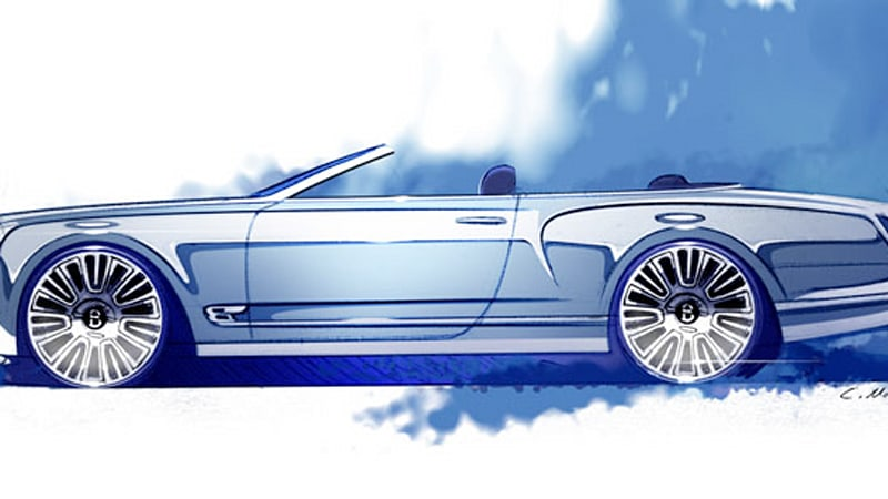 Bentley Putting Mulsanne Based Azure Brooklands Back On The Table