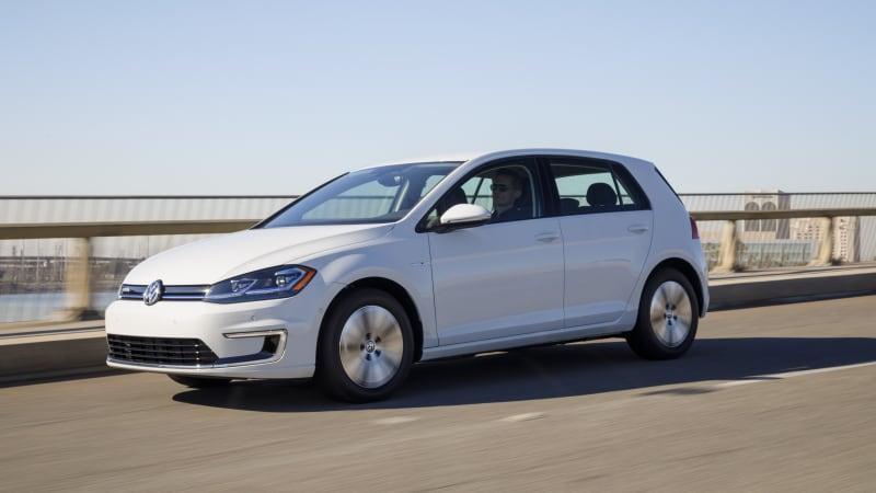 2017 Volkswagen e-Golf Drivers