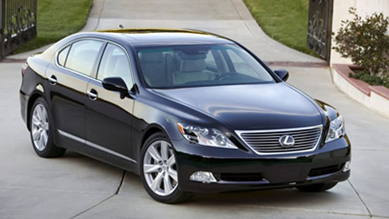 Cancer Research Group To Give Away 2008 Lexus Ls 600h L Hybrid With