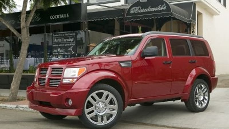Dodge nitro diesel not getting bluetec autoblog the new dodge nitro is essentially a stretched version of the jeep liberty and is going on sale in europe next spring as with most previous chrysler built sciox Choice Image