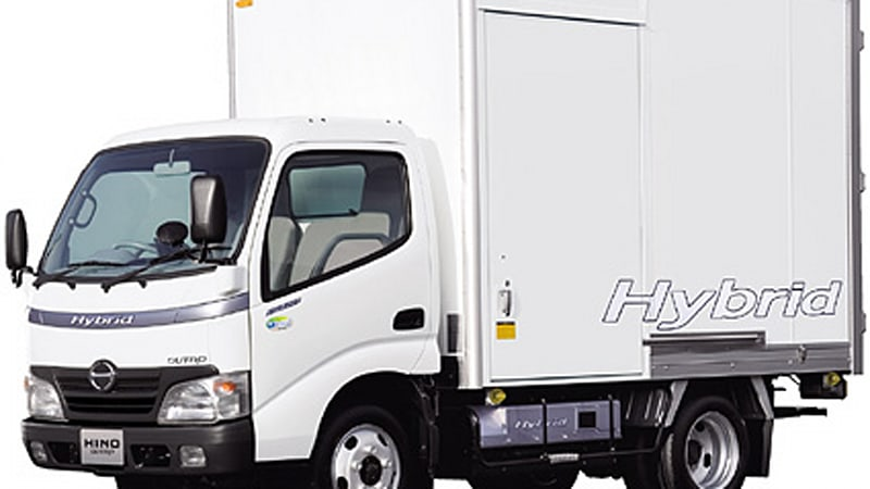 Forbes Is Covering An Unconfirmed Report Published In The Nikkei That Hino Motors Ltd Will Release Its Sel Electric Dutro Hybrid Truck Australia This
