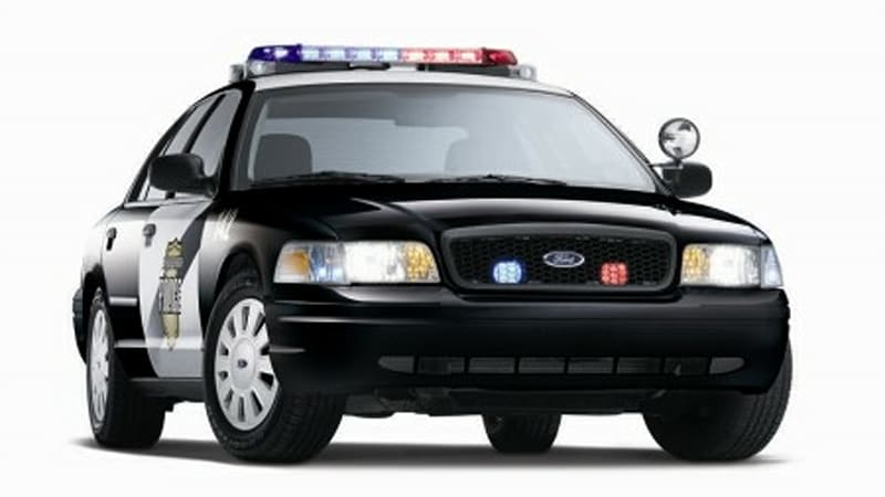 Afvi Ford Confirms That All 2008 Police Interceptors Will