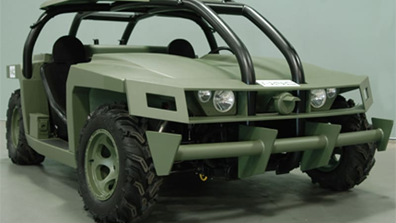 It May Look Like Something You Might Have Pulled Out Of A Kenner G I Joe Package During Your Salad Days In The 80s But Aggressor Off Road