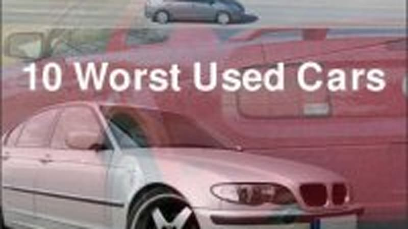 Worst Used Cars >> The Prius Is On Consumer Affairs Top Ten Worst Used Cars