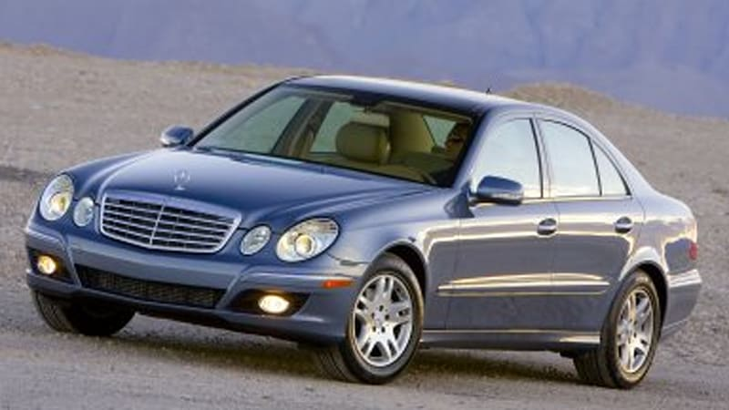 Mercedes 45 state diesels become 42 state diesels autoblog for 2007 mercedes benz e350 recalls