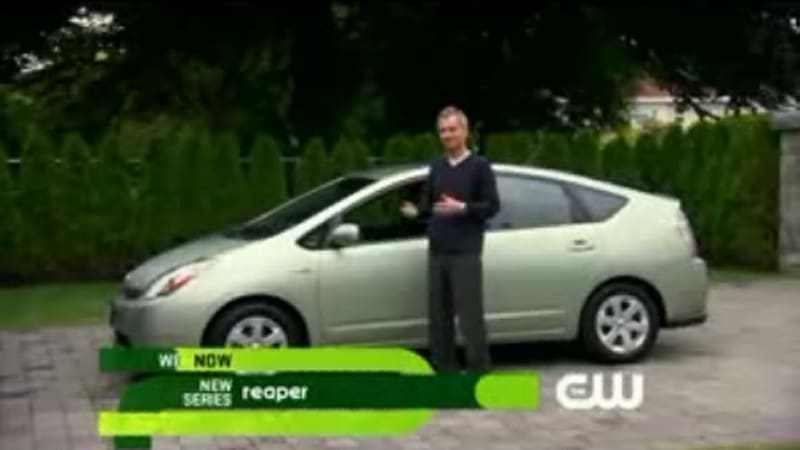 Video: Prius in the new TV show the Reaper | Autoblog
