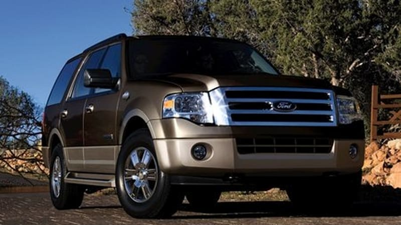 Ford Expedition Diesel >> 2010 Ford Expidition To Get New Diesel V 8 Autoblog