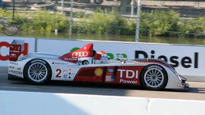 Audi Expands 2008 R10 Tdi Race Program To Europe As Well Alms