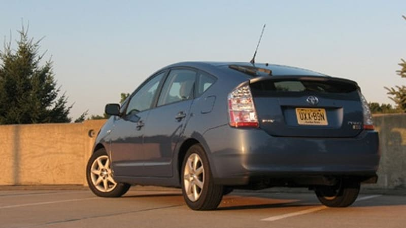 Click Image For The Autoblog Review Of The 2007 Toyota Prius Touring
