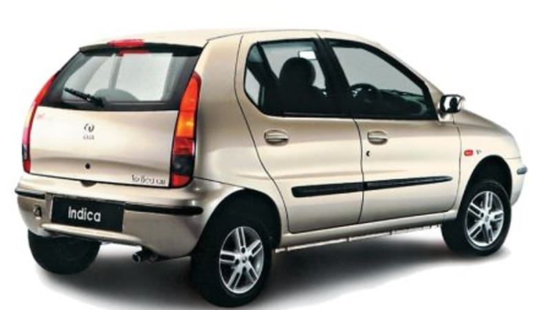 the ten cheapest cars in the world 7 tata indica autoblog. Black Bedroom Furniture Sets. Home Design Ideas