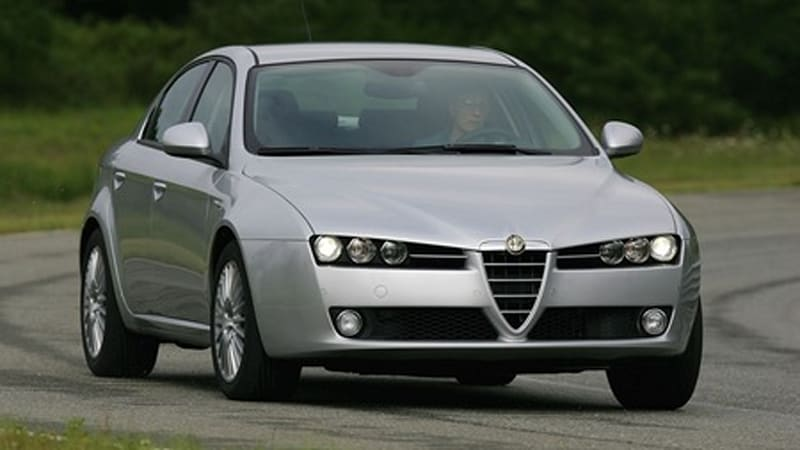 Geneva 08 Preview Alfa Romeo 159 Goes On A Diet Drops Nearly 100