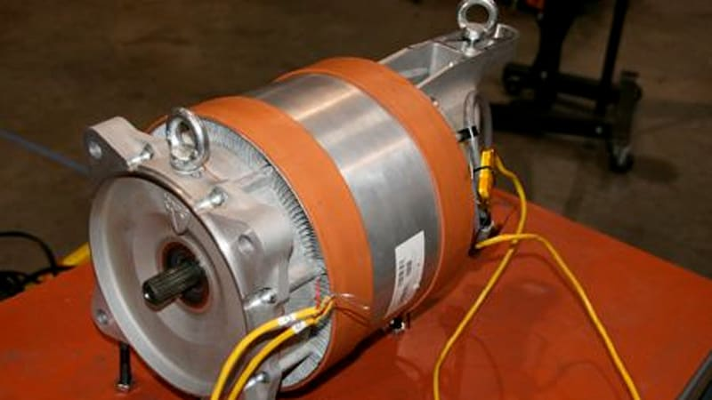 Tesla Roadster Motor One Of Our Readers Dropped Us A Note The Other Day With Very Valid Question About Electric Motors