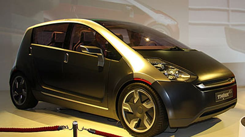 Geneva 08 Th Nk Announces The Ox A New 5 Seat Electric Car