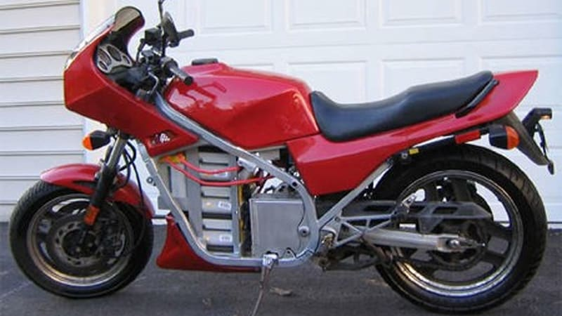 Instructable Of The Day Build A 70 Mph 72 Volt Electric Motorcycle