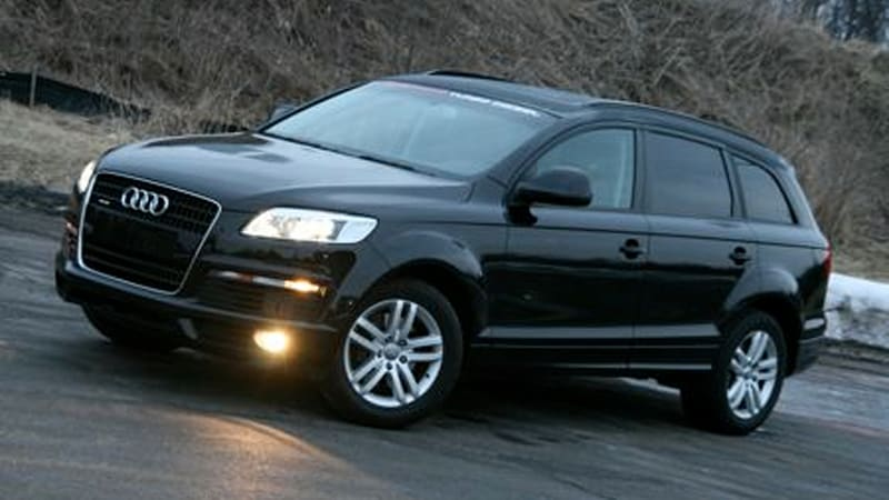 in the autobloggreen garage audi q7 4 2 tdi autoblog. Black Bedroom Furniture Sets. Home Design Ideas