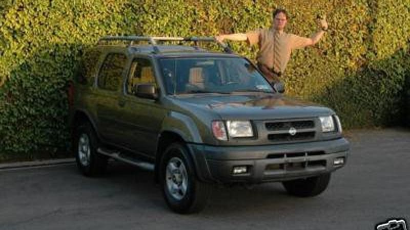 Ebay Find Of The Day Dwight S Nissan Xterra For Er Wants A Hybrid