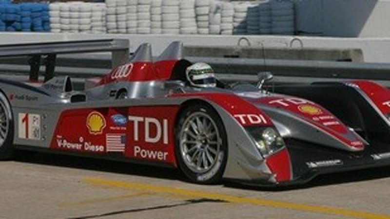 Audi R TDI To Debut At SpaFrancorchamps Running On GTL Fuel - Audi r10