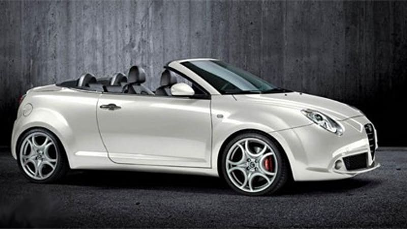 mito convertible coming to the us in 2010? - autoblog