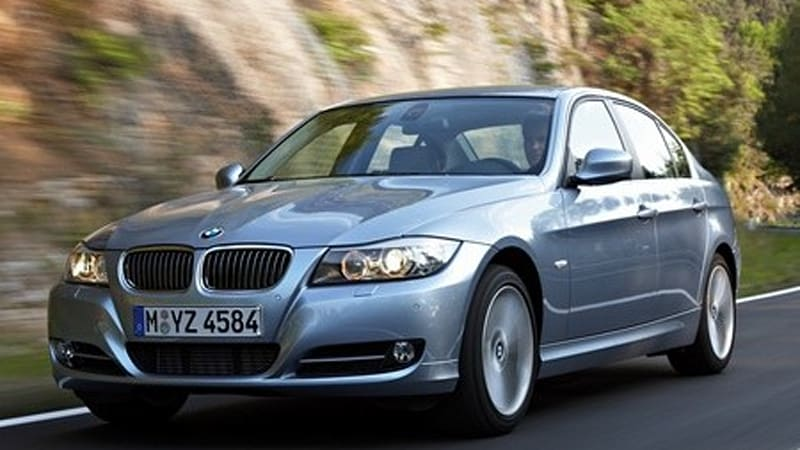 Eurospec BMW D Rated At Mpg US Combined Autoblog - Bmw 35