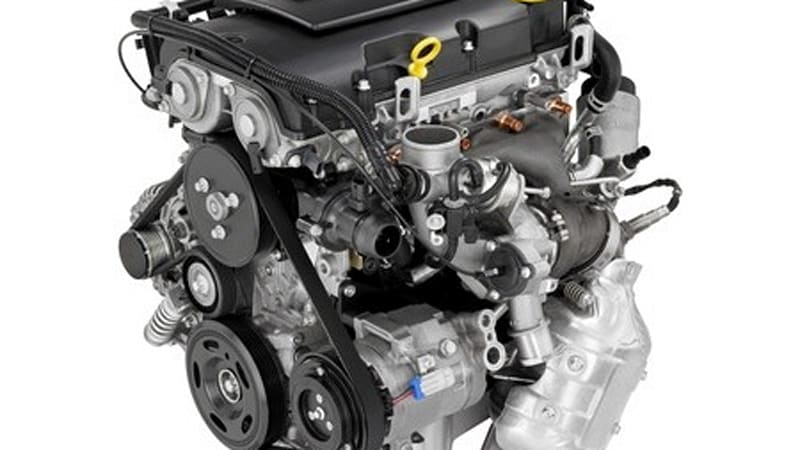 Tech Analysis Of Gm S New 1 4l Four Cylinder Engine Autoblog