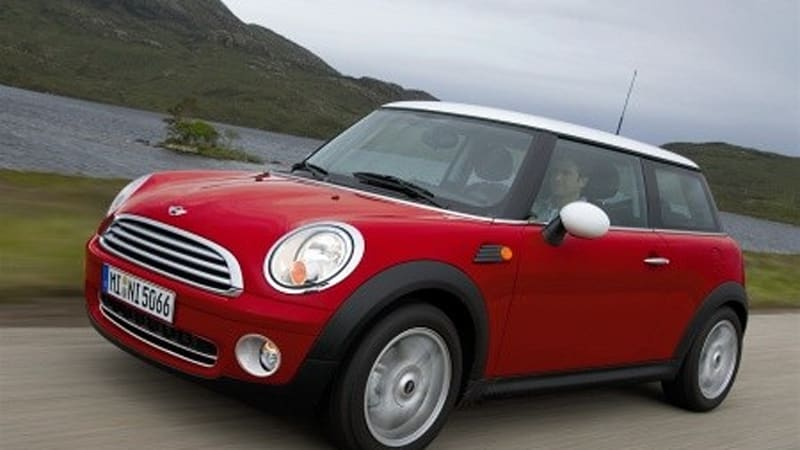 MINI Canada Offering Test Drive Forever Plan Just Buy The Car - Buy car in canada