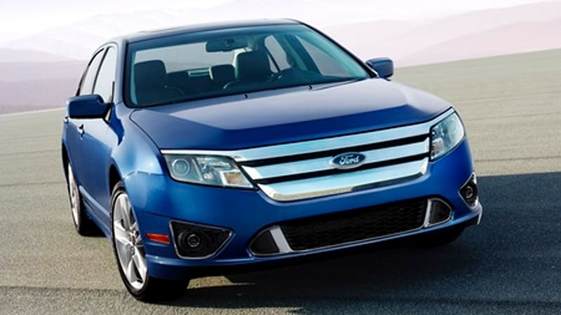 Tech Ysis 2010 Ford Fusion Mercury Milan Trains 38 Mpg Hybrid